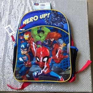 Marvel Superhero Backpack